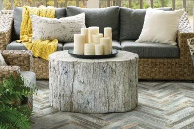 Defining Spaces with Flooring