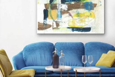 How High Do I Hang My Art? And More Tips for Displaying Wall Decor